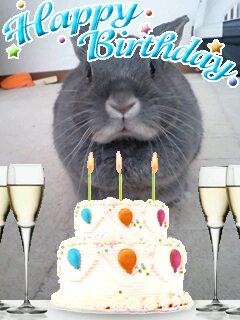 福゜お誕生日おめでとう♪