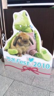うさフェスタ2010行っ来ました