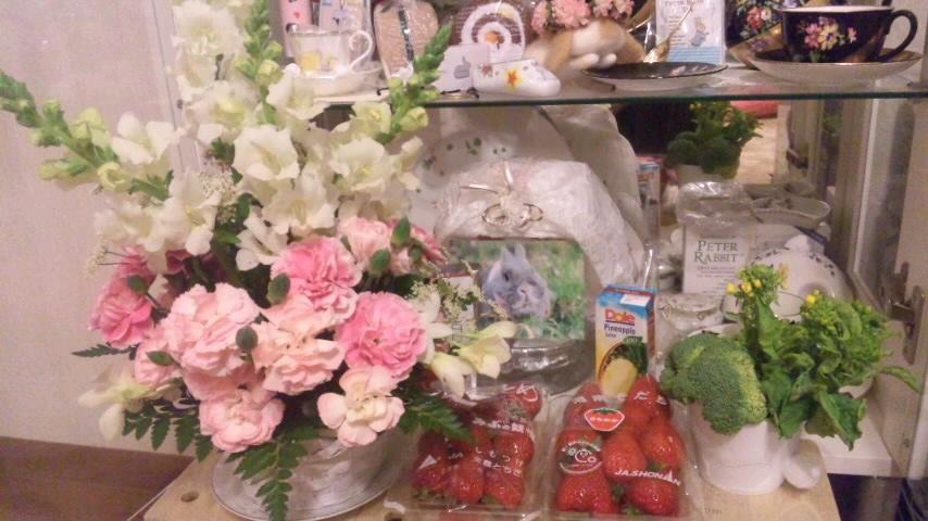 福゜の命日と最近のルン太