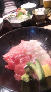 ランチはお寿司